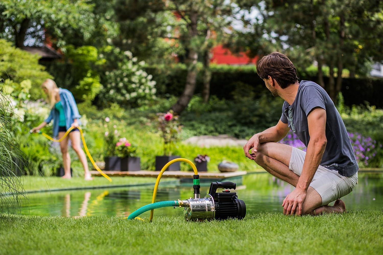 T.I.P. 30111 Bomba para jardín de acero inoxidable GP 3000 Inox: Amazon.es: Bricolaje y herramientas