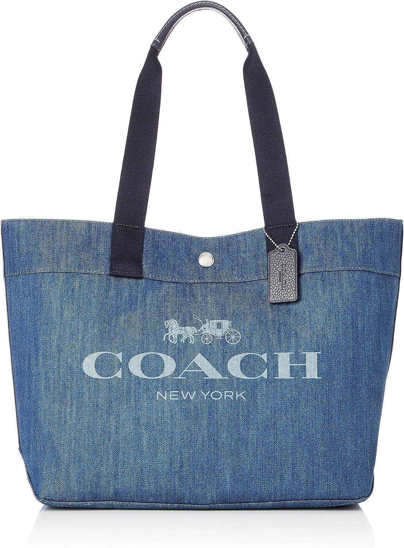 【コーチ】トートバッグ F67415 ハンドバッグ キャンバス B4サイズ収納可能 [並行輸入品]