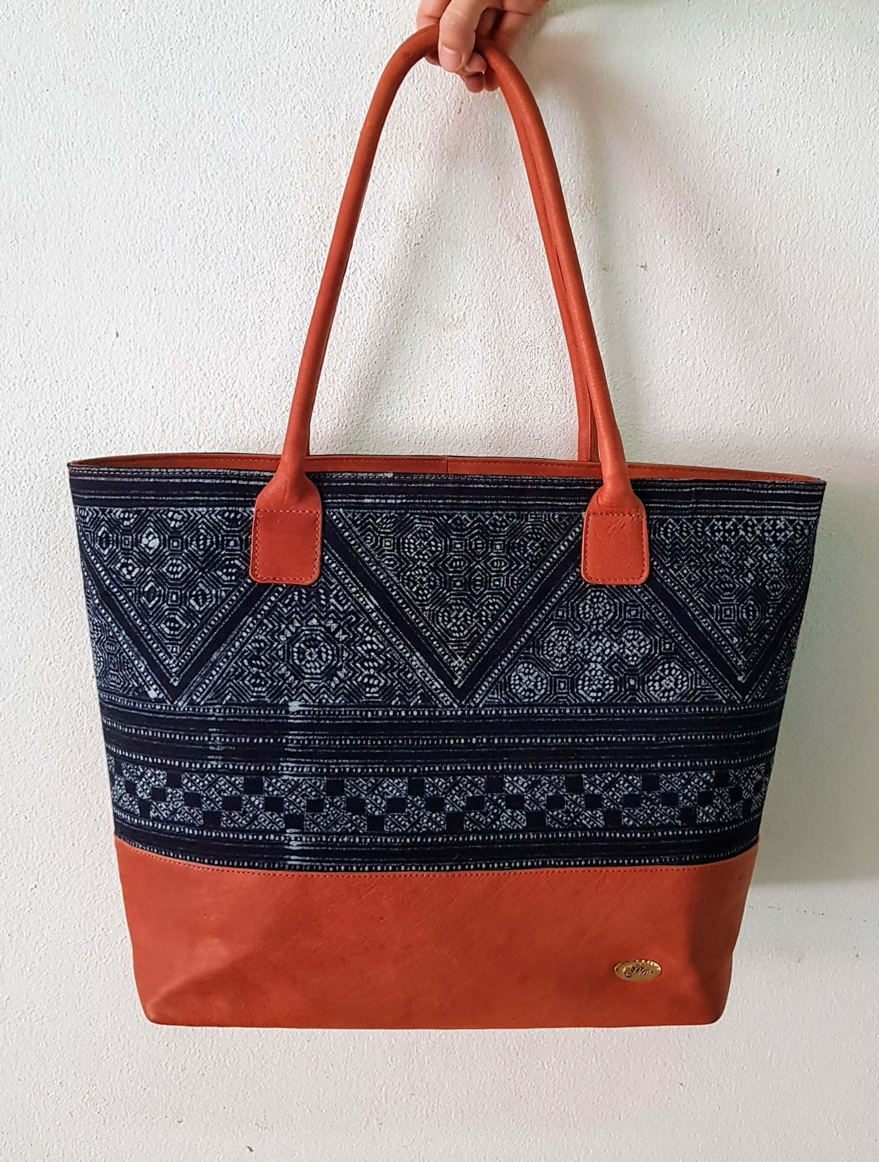 Bohemian / Diaper Bags / Handbags / Purses / Tote Bags / Annivesary Gifts / Christmas Gift Ideas / Indigo Blue