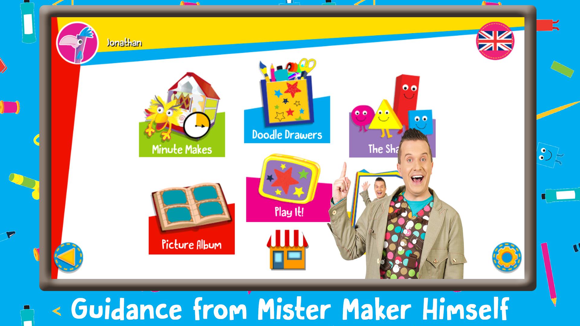 Mister Maker: Vamos fazer Arte!: Amazon.com.br: Amazon