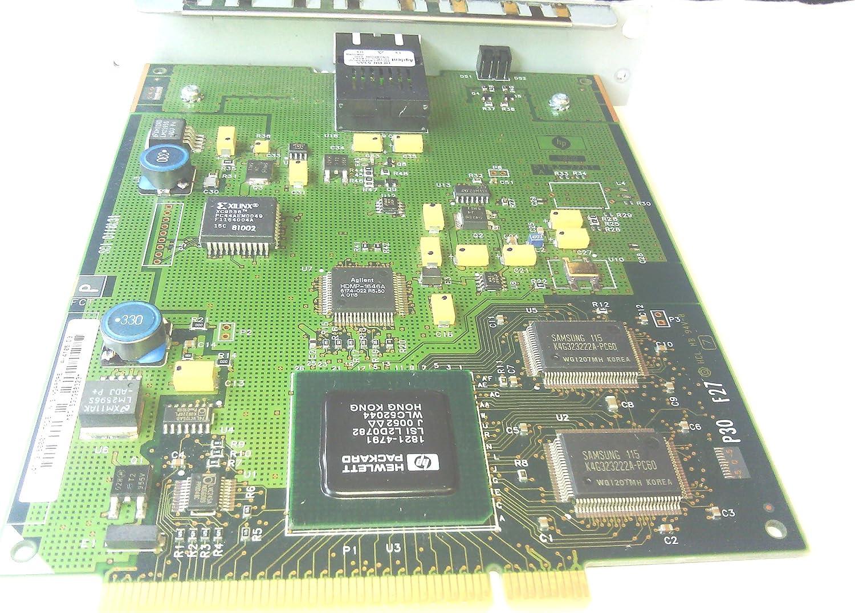 HP ProCurve Switch Gigabit-SX Expansion Module for ProCurve Switch 1600M, 8000M, 4000M Series Mfr P/N J4113A