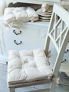 Cuscino per sedia Country chic Collezione Abeti Angelica Home ...