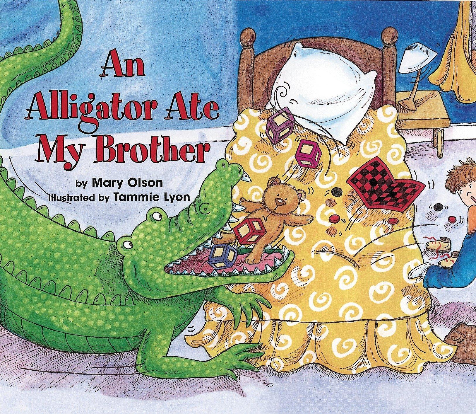 An Alligator Ate My Brother, An pdf epub