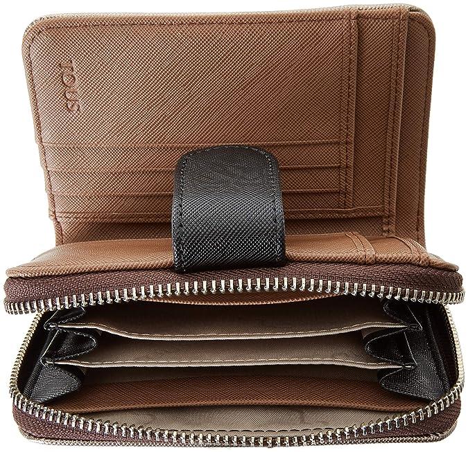 Amazon.com: Tous Dubai Saffiano portafolios 695930008: Shoes