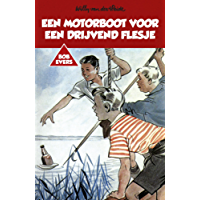 Een motorboot voor een drijvend flesje (Bob Evers)