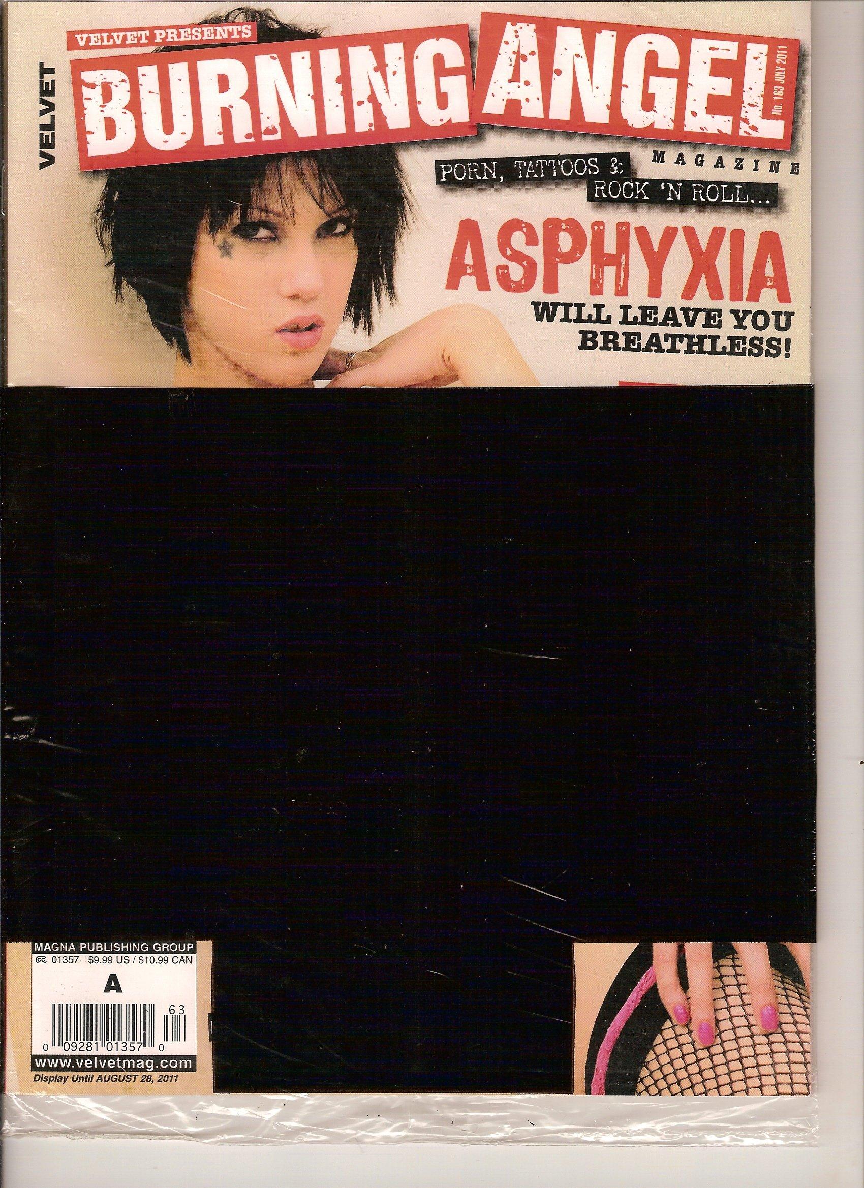 Velvet Presents (Burning Angels #163, July 2011) pdf epub