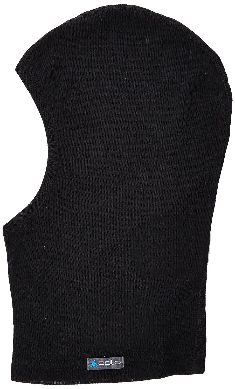 Odlo - Passamontagna da bambino, leggero, Nero (nero), Taglia unica 10599