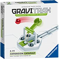 Ravensburger GraviTrax : Canon catapulte Circuit, Billes, Action,créativité,Jeu de Construction, 27603, Néant