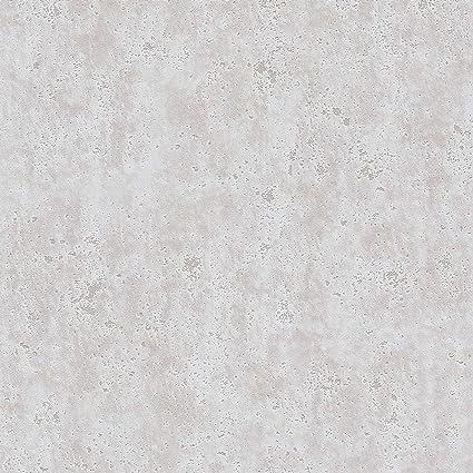 Nappes Papier peint Mur de Béton Gris Papier Peint Chambre peintures murales XXL 135