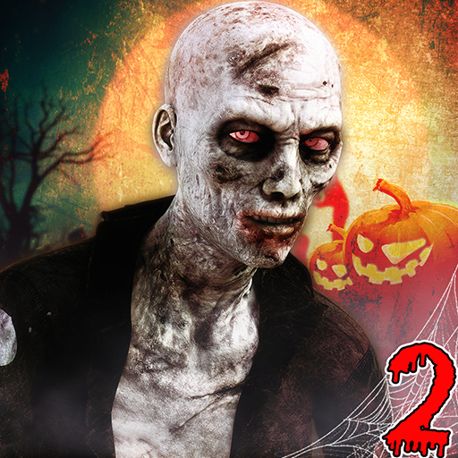 Real zombie hunter 2: FPS Shooting in Halloween -