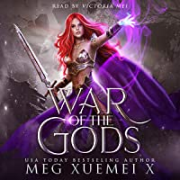 War of the Gods Complete Series Boxed Set: Books 1-4