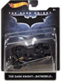 Mattel Hot Wheels Batman The Dark Knight Tumbler Toy Vehicle