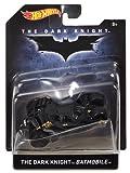 Hot Wheels Batman The Dark Knight Tumbler Vehicle