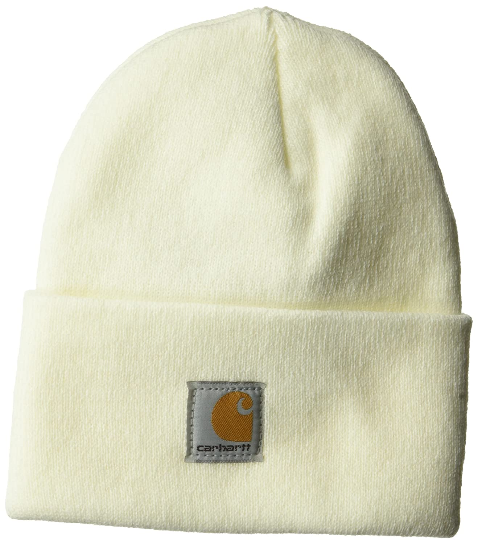 e2fcb4764ec Marshmallow Carhartt Kids Baby Acrylic Watch Hat Winter Knit Cap ...