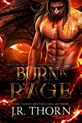 Burn in Rage: Episode 2 (Fortune Academy Underworld) Kindle Edition