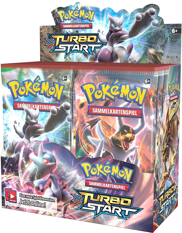 Todos los productos obtienen hasta un 34% de descuento. Pokémon Pokémon Pokémon XY08 TurboEstrellat DisJugar (36 Booster) [Importación alemana]  Entrega rápida y envío gratis en todos los pedidos.