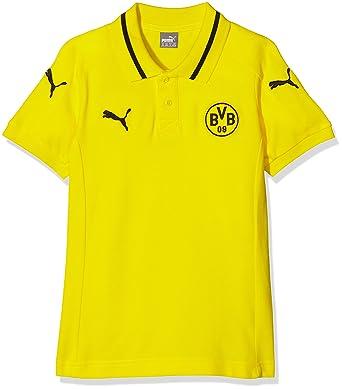 PUMA Polo Infantil del Borussia Dortmund: Amazon.es: Ropa y accesorios
