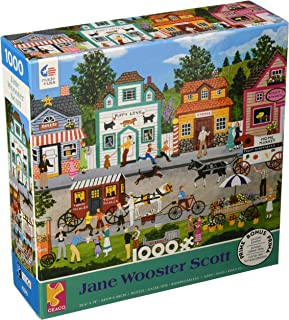 product image for Ceaco 3346-16 Jane Wooster Scott Happy Go Lucky Puzzle - 1000Piece