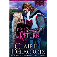 One Knight's Return: A Medieval Romance (Rogues & Angels Book 2) (English Edition)