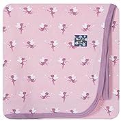 Kickee Pants Swaddling Blanket, Lotus Baby Fairy