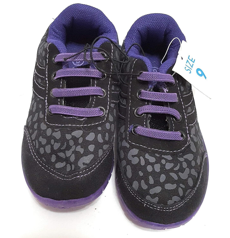kidgets Toddler Girl Shoes Size 9 Black