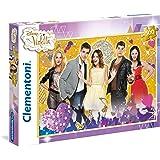 Clementoni 30495 - Violetta Golden Edition Puzzle 500 Pezzi