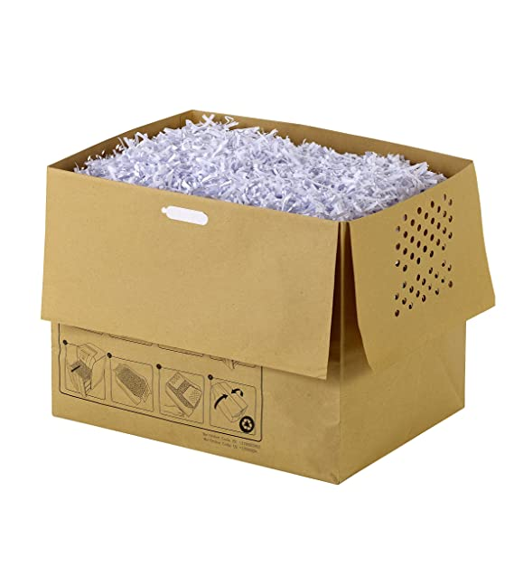 Rexel Plus 80X - Pack de 20 bolsas reciclables para ...