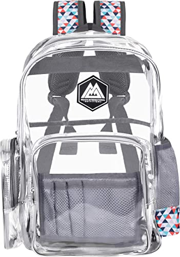 RIO Heavy Duty Clear Backpack