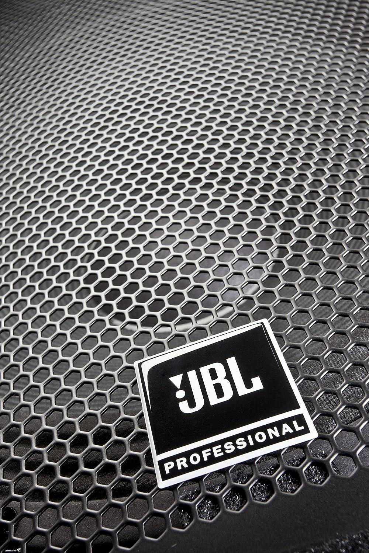front facing JBL JRX225