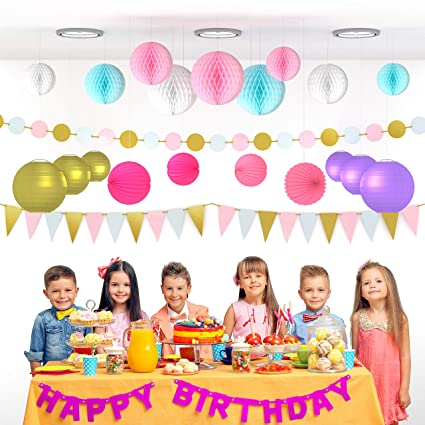 Party Decorations For Girls Adults