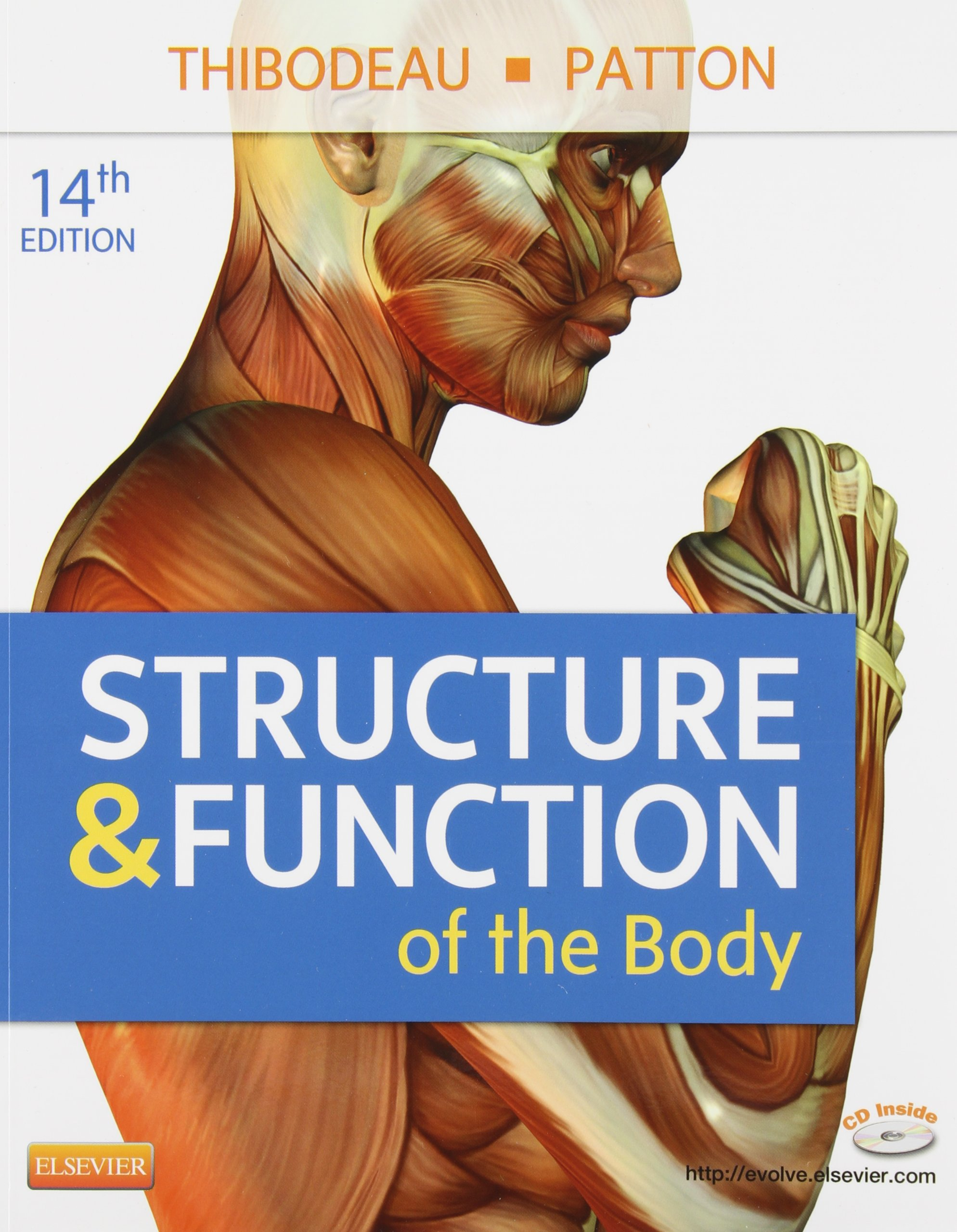 Structure and Function of the Body - Softcover: Gary A. Thibodeau ...