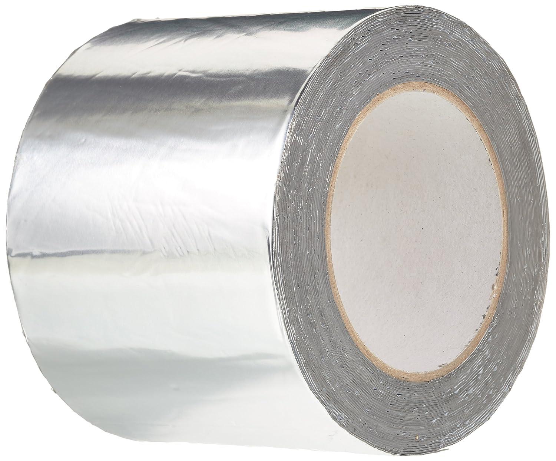 BONUS Eurotech 1BS06.11.0100/010# Butyl Tape With Aluminium, Width: 100 mm, Length: 10 m, Thickness: 0.7 mm, Grey