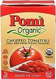 POMI Organic Chopped Tomatoes, 750g
