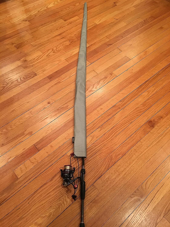 stors-it釣りロッドカバー( 3パック) for 7 'スピンロッド。 B01MS55NV4