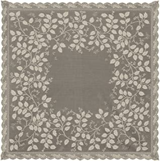 """product image for Heritage Lace Pebble Laurel 42""""x42"""" Table Topper"""