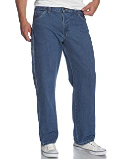 Jean Dickies Fit Amazon Carpenter at Men's Relaxed Clothing Men's ww6xCZSqB