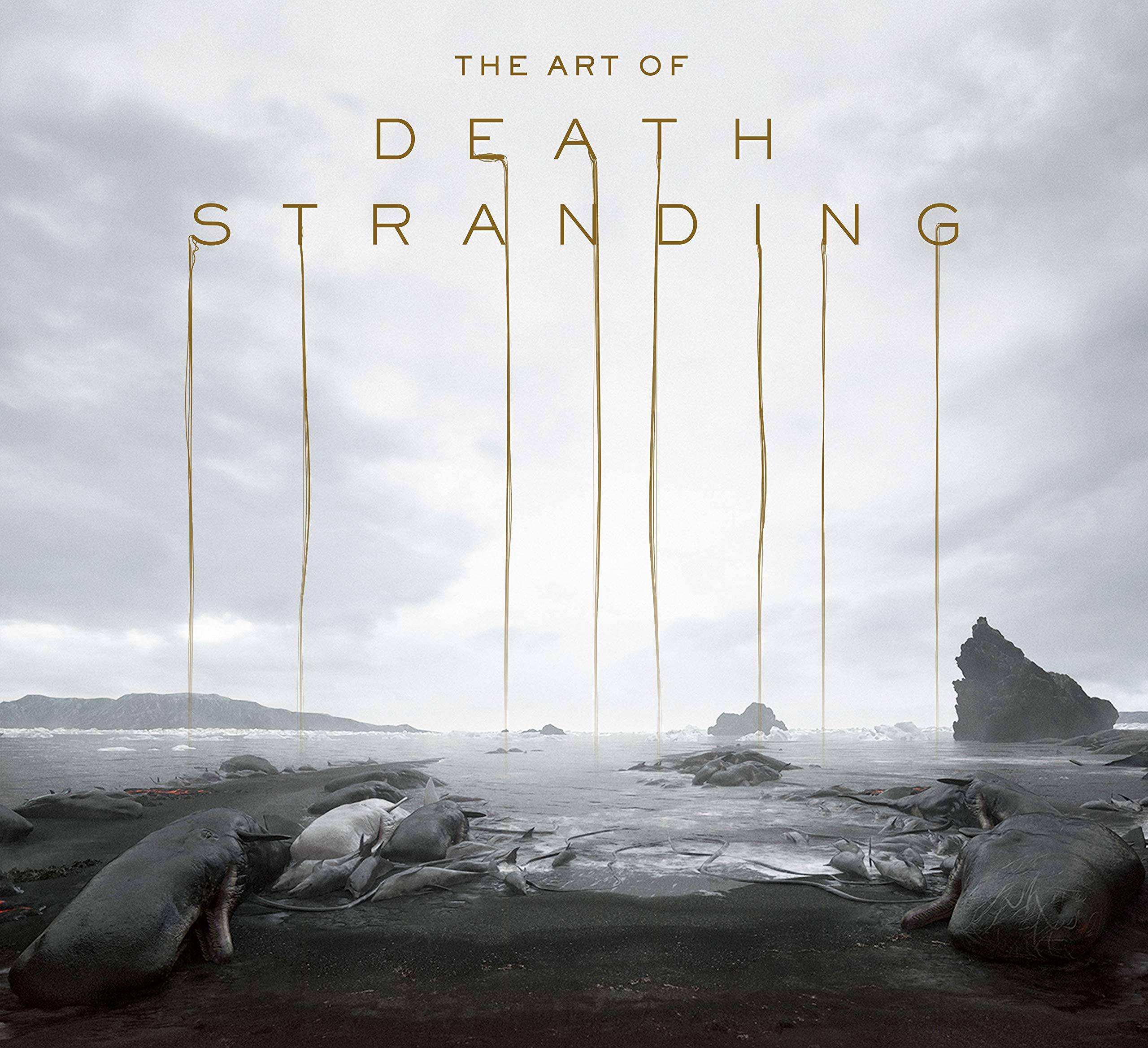 The Art of Death Stranding (Best Fantasy book)