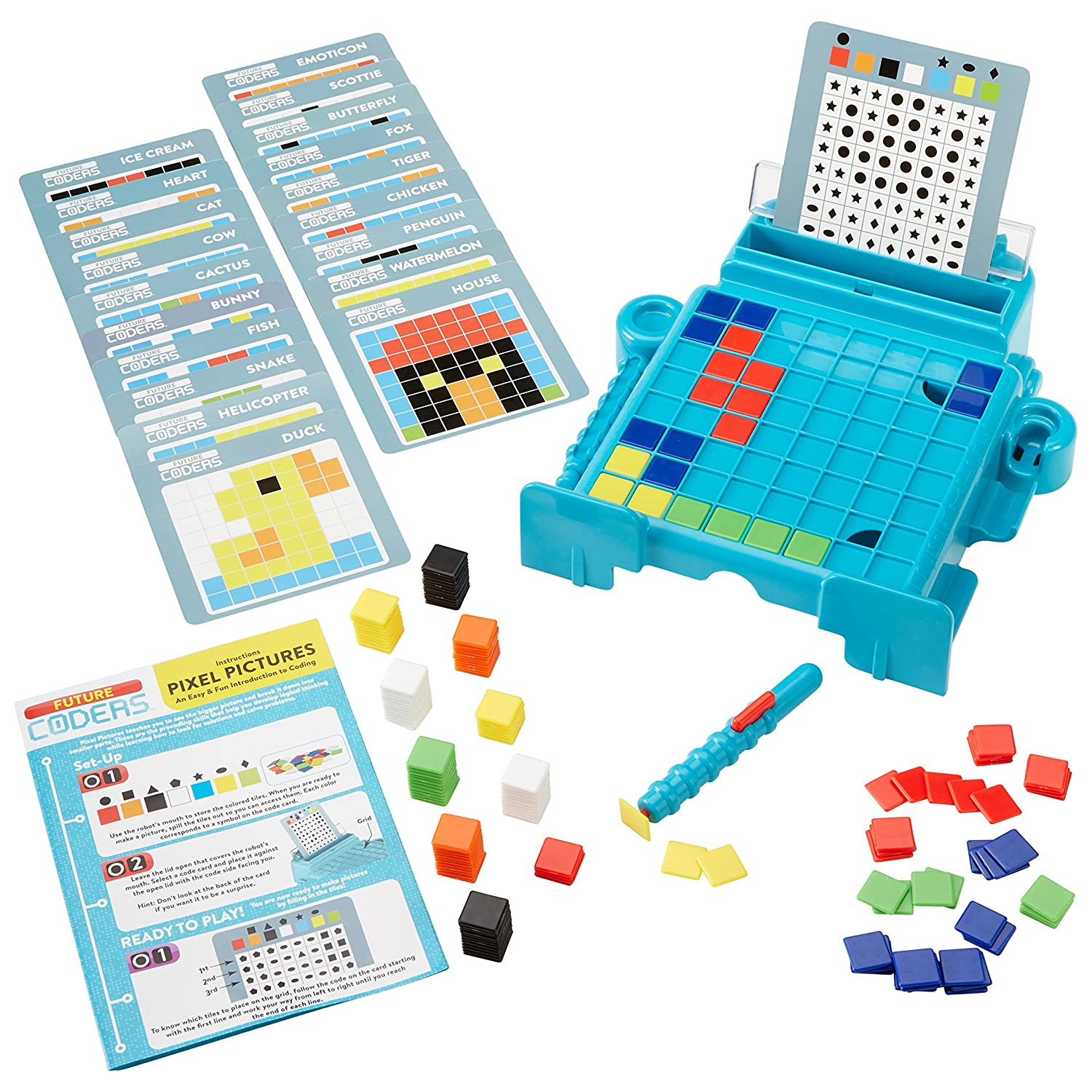 Amazon ALEX Toys Future Coders Poppin Coding Skills