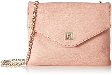 online for sale fantastic savings buy Coccinelle Damen Pochette Clutch, Pink (Rose), 2x17x22 cm ...