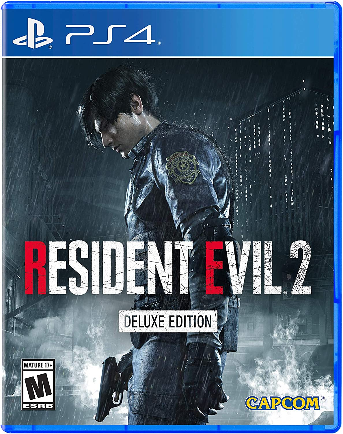 Amazon com: Resident Evil 2 - PS4 [Digital Code]: Video Games