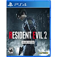 Resident Evil 2 - Special Deluxe Edition - PlayStation 4