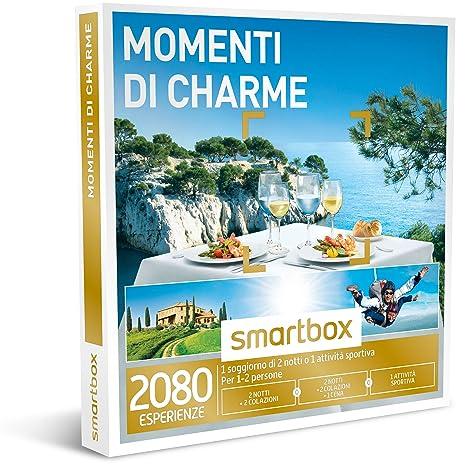 Smartbox - Cofanetto Regalo - MOMENTI DI CHARME - 2080 ...