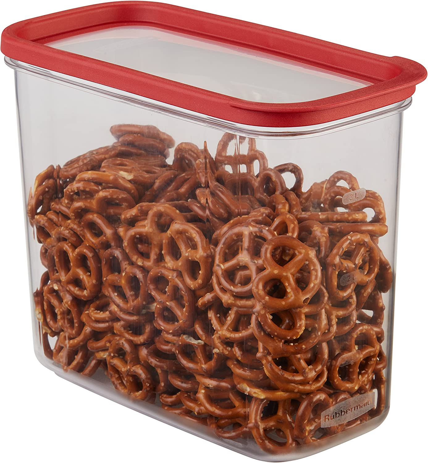 Rubbermaid 1840749 16-Cup Modular Dry Food Storage Zylar Container