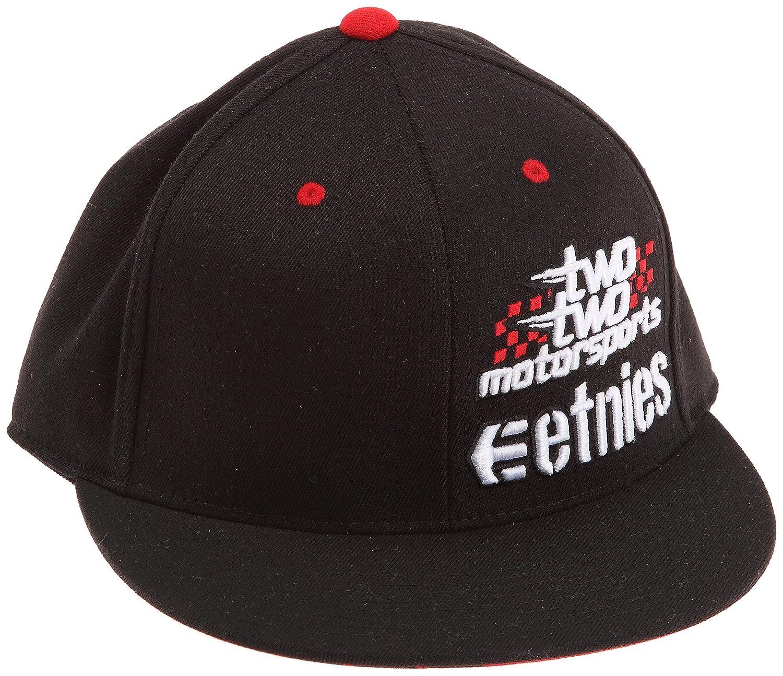 etnies - Gorro con Logo para Hombre, Talla M, Color Negro: Amazon ...