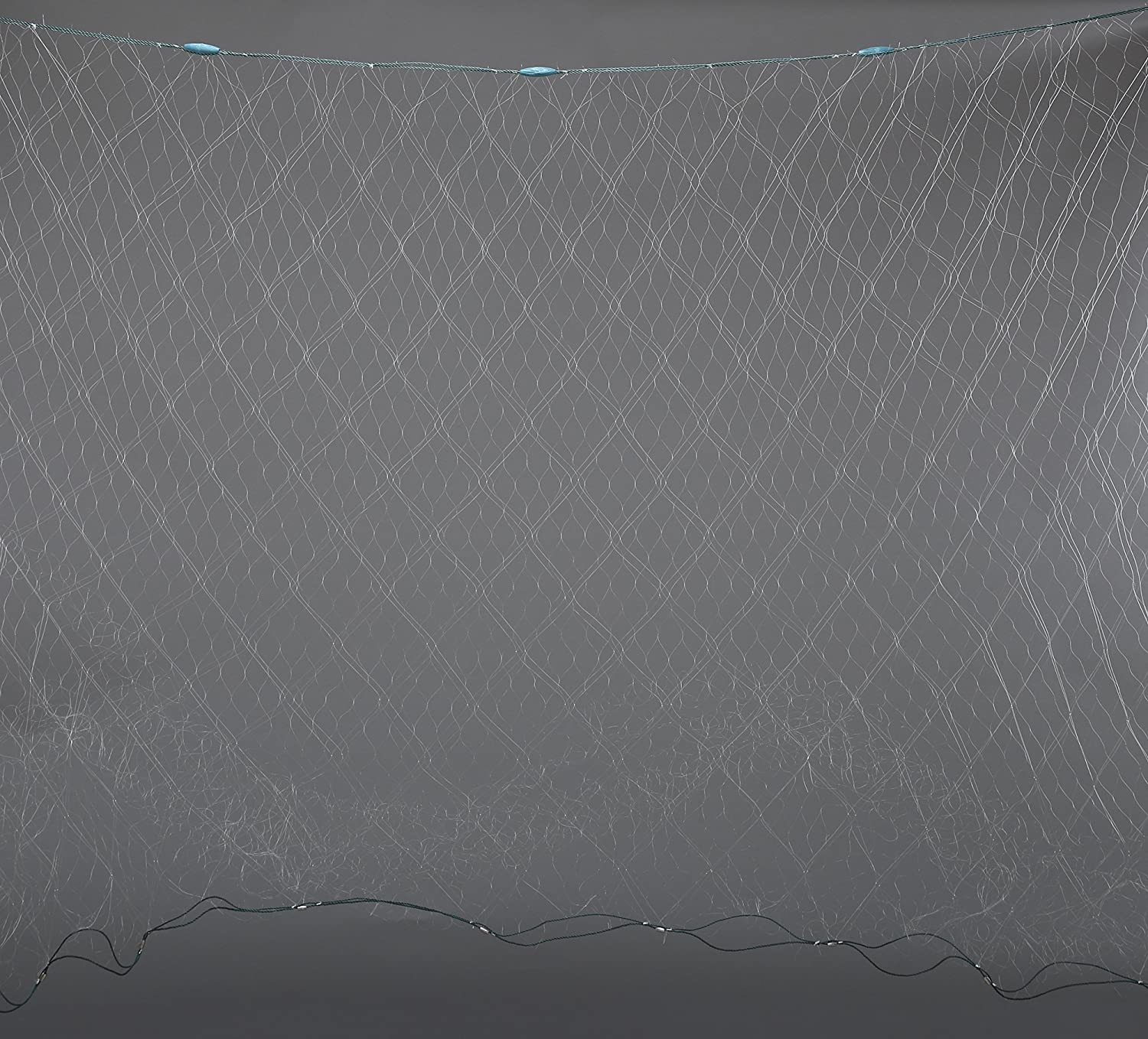 3 Layers Fishing Gill Net Well Handmade Seine Net Ready for Use 6x100 Night Cat Completed Finished Trammel Fishing Net