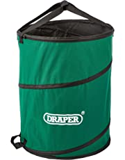 Draper  - Bolsas de basura de jardín, color verde