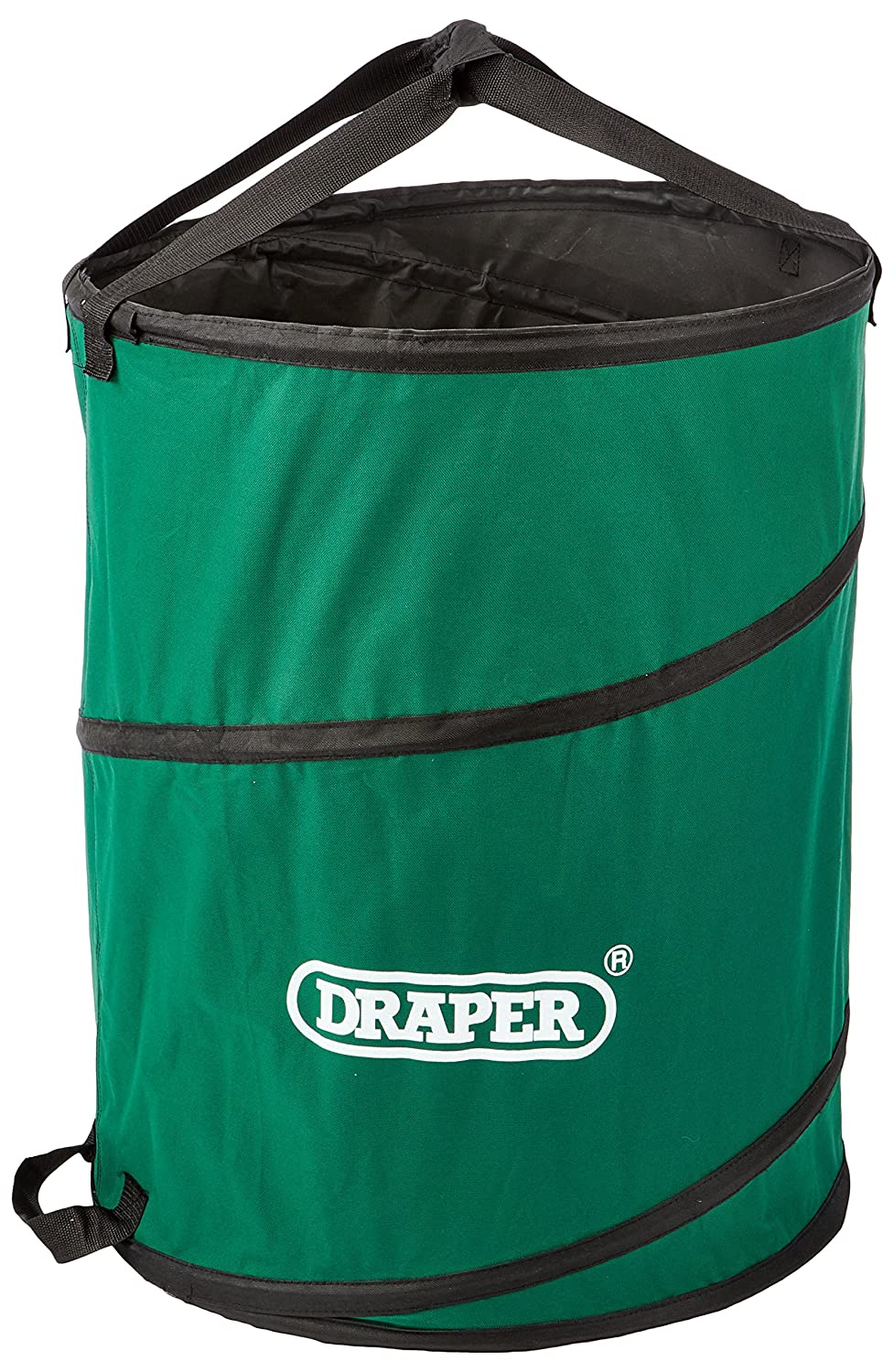 Draper PUTB2/D General Purpose Pop Up Tidy Bag, Green, 470 x 400 mm DRA34040