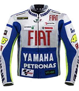 Amazon.com: Rossi Yamaha Racing - Chaqueta textil: Automotive