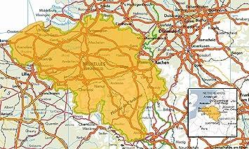 Satmap BE-CY-50-SD-001 - Mapas de Bélgica para navegadores ...