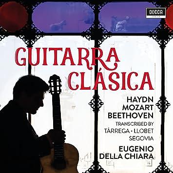 Guitarra Clasica: Della Chiara, Vari-Guitarra Clasica: Amazon.es ...